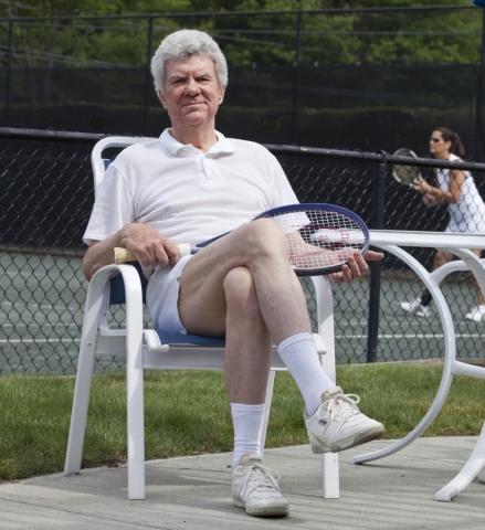 Tennis Player, David Olsen