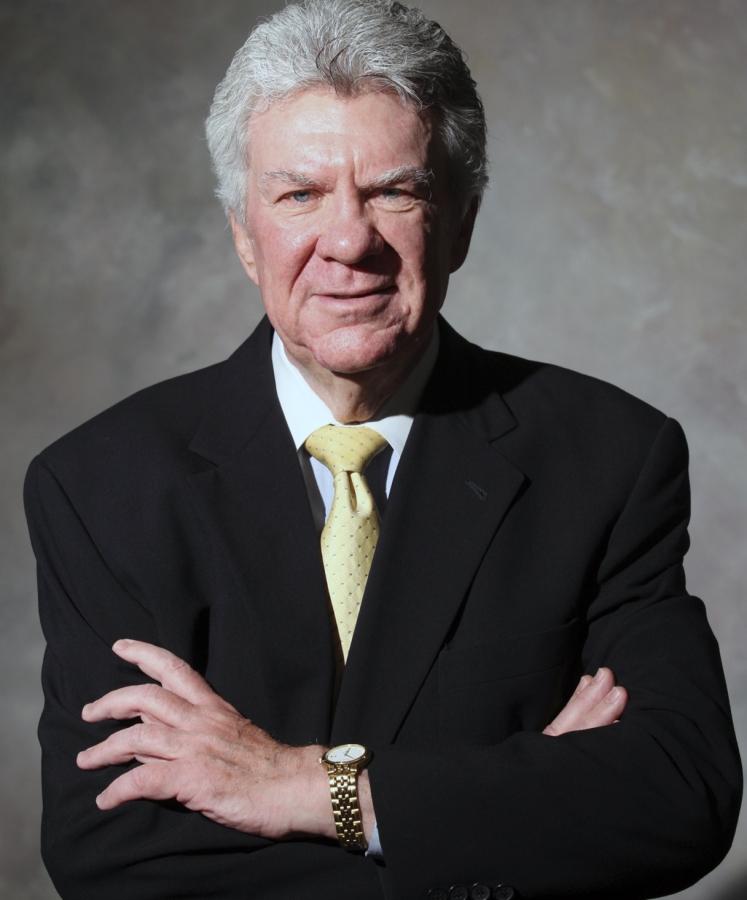 Businessman, David Olsen