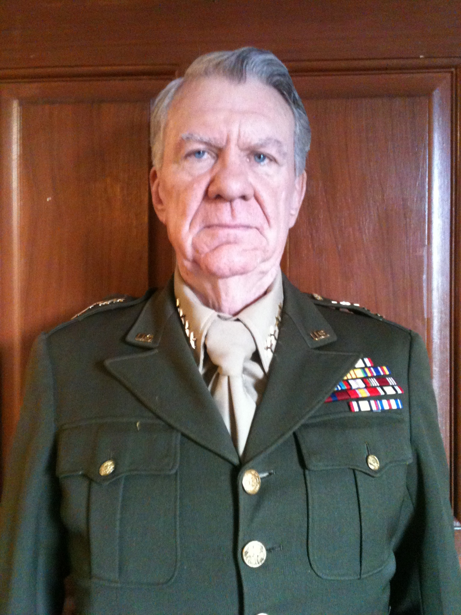 General Patton, David Olsen